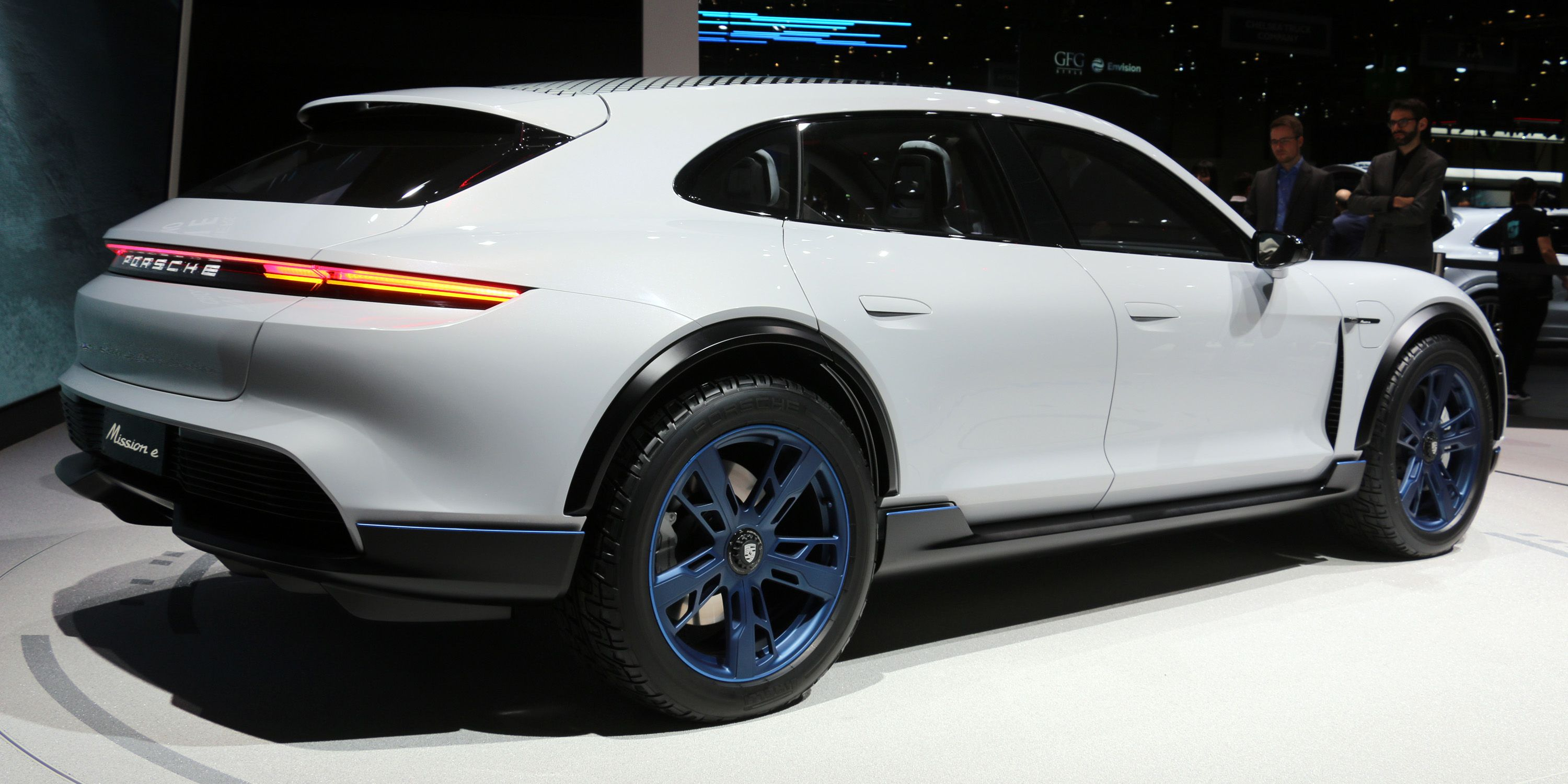 porsche knows its electric cars have to perform like they burn gasoline