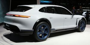 Porsche S Evs Have To Perform Like They Burn Gas