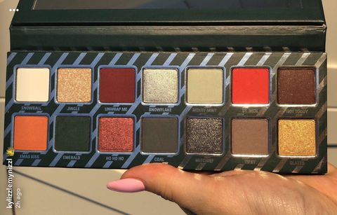 Kylie X Jordyn Highlighter Quad Palette by Kylie Cosmetics #16