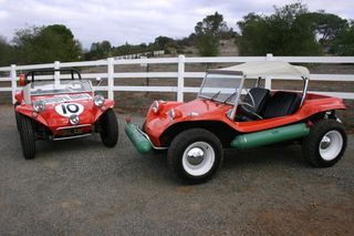 meyers manx old red