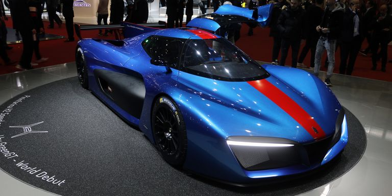 Pininfarina Is Relaunching As A High End Electric Car Brand