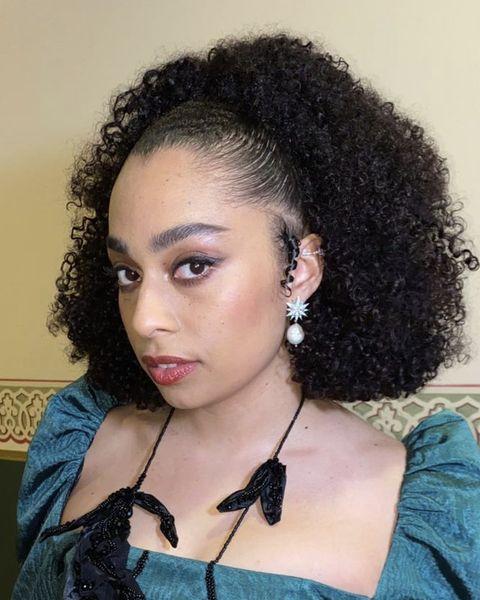 bafta 2021 best beauty, hair makeup