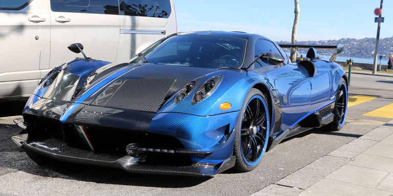 Here\'s What Horacio Pagani Thinks of Electric Cars