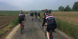 Cycle Paris Etappe 3