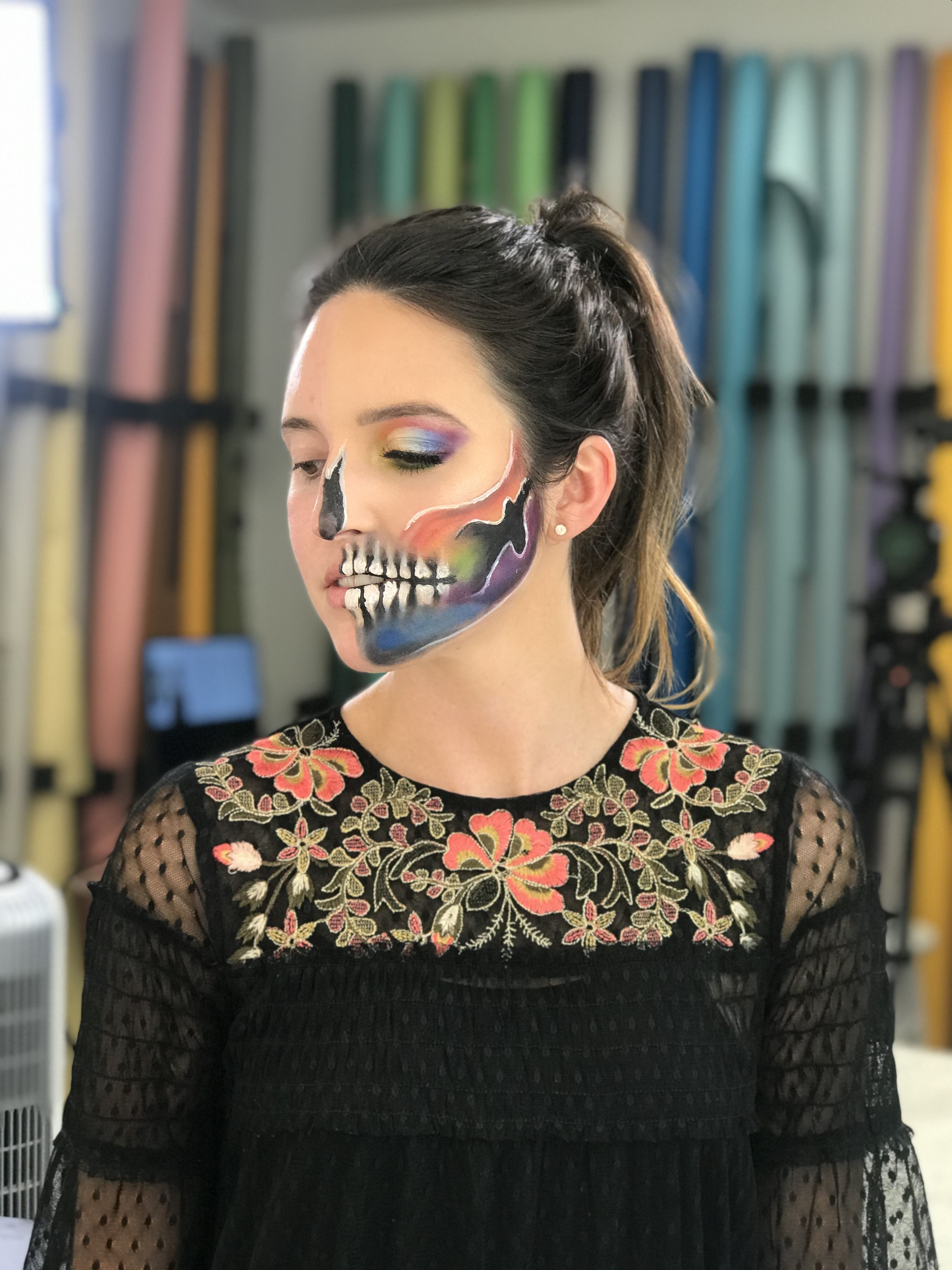 37 Sexy and Scary Halloween Makeup Looks for 2019
