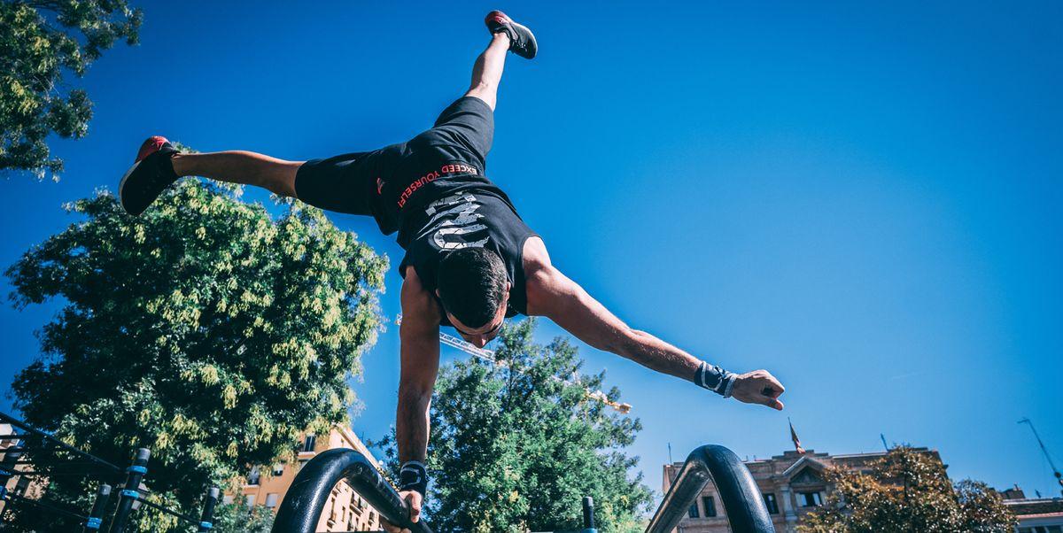 Potencia para piernas y brazos: primer entrenamiento del