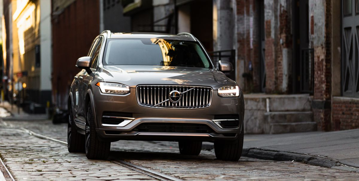 2020 xc90 represents a problem for volvo
