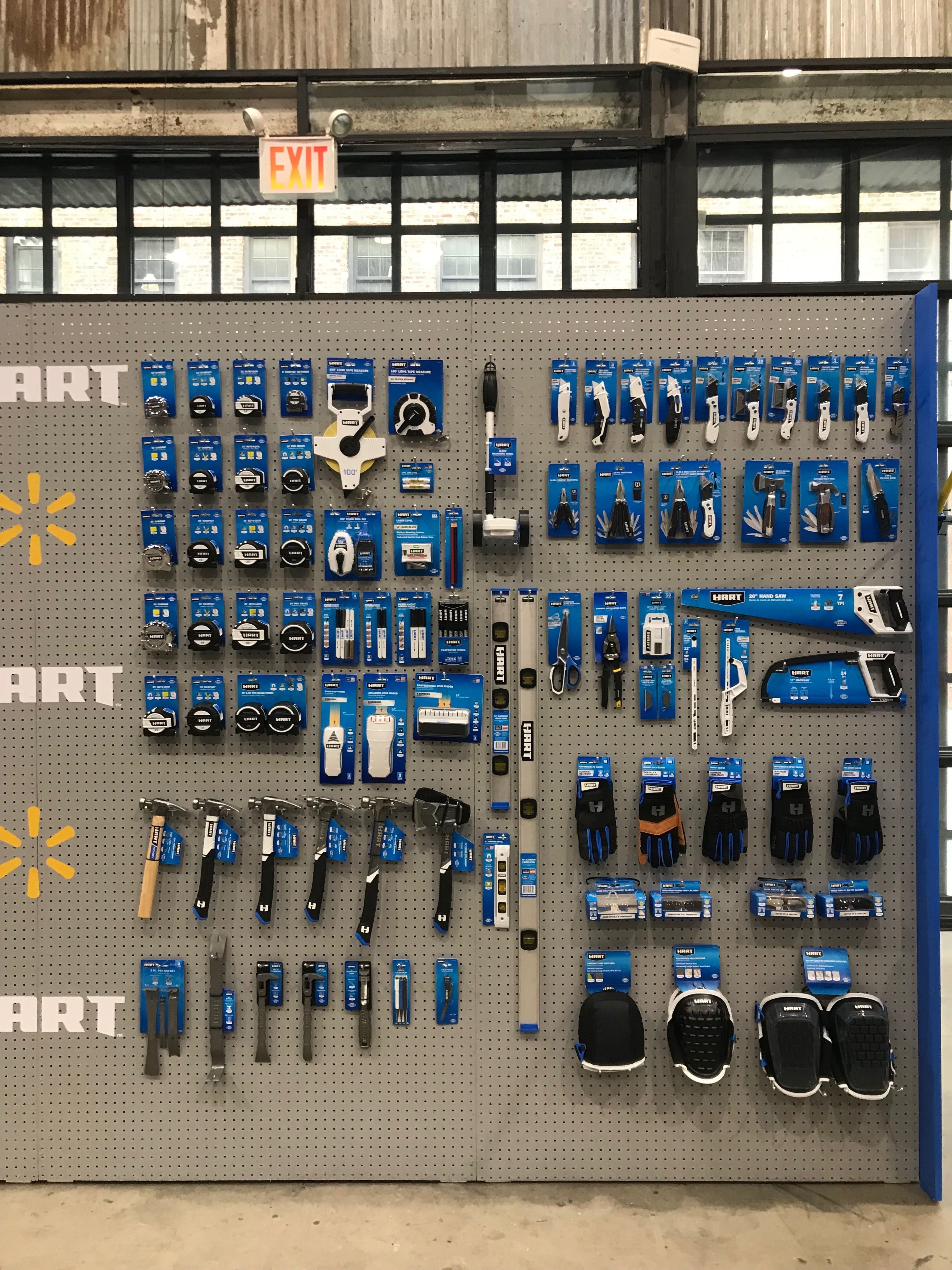 Walmart Launches Hart, an Insanely Comprehensive Line of Tools