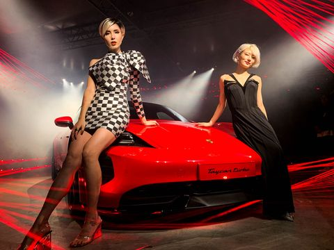 Automotive design, Auto show, Vehicle, Red, Car, Beauty, Supercar, Sports car, Performance car, Model,