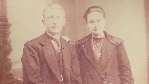 Het gezin Brekelmans werd zwaar getroffen door de mazelen