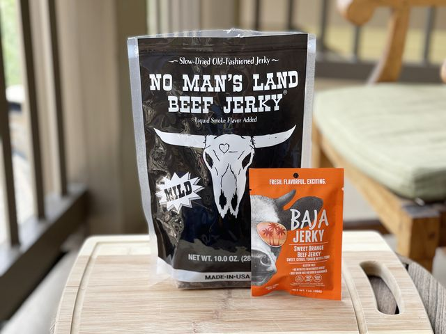 ree drummond and ladd drummond's beef jerky preferences