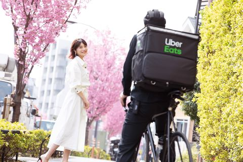 Product, Spring, Yellow, Flower, Fashion, Cherry blossom, Street fashion, Plant, Blossom, Tree,
