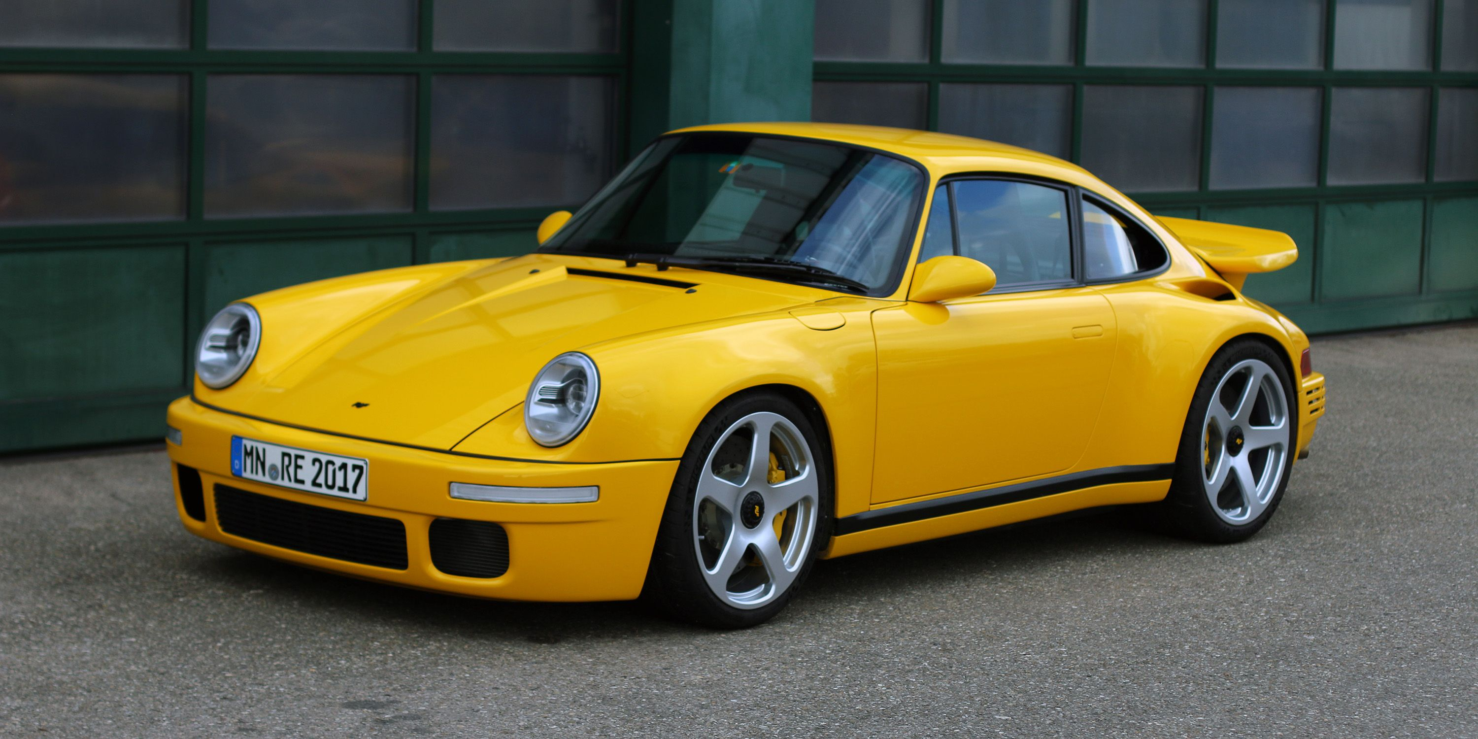 Phenomenal Rufs New Chassis Changes Everything In The Custom Porsche World Wiring Database Pengheclesi4X4Andersnl