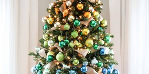 50 rockin christmas tree decoration ideas