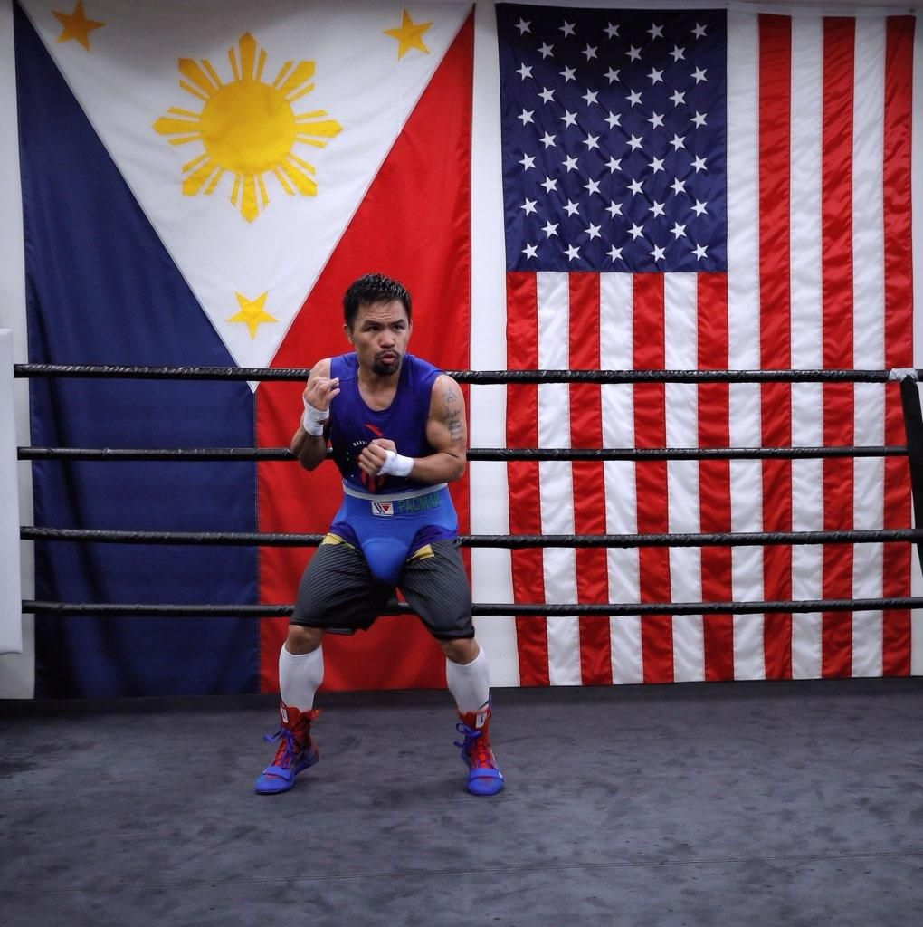 How Manny Pacquiao Trains at 40 Years Old Like He's 20