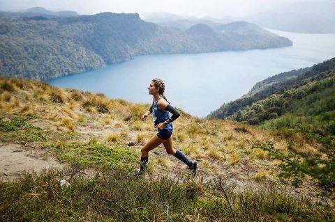 Running, Outdoor recreation, Recreation, Fell, Natural landscape, Ultramarathon, Wilderness, Long-distance running, Mountain, Trail,