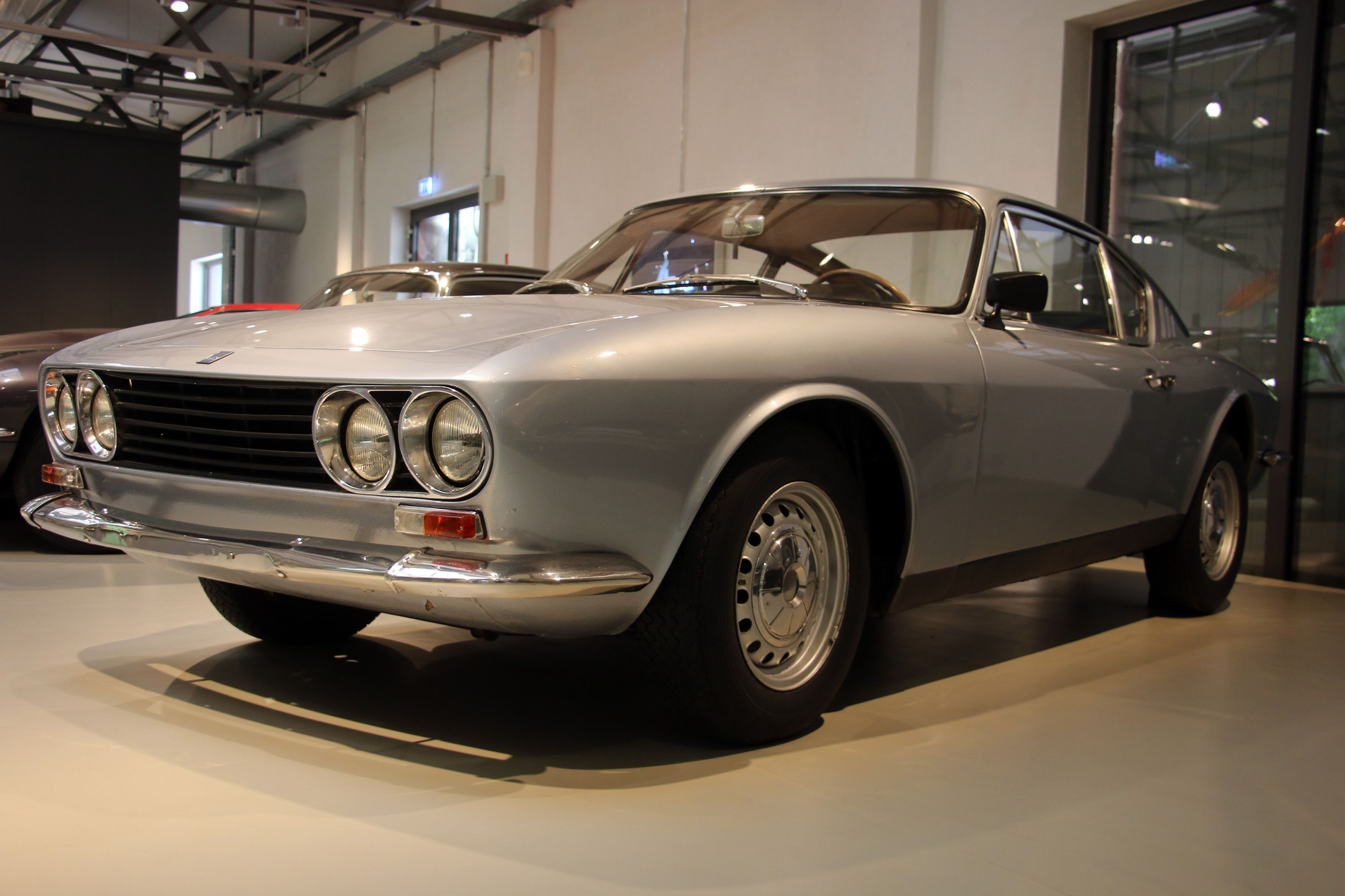 The Rarest Cars In the German Museum of Technology