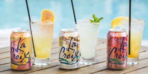 LaCroix Cocktails