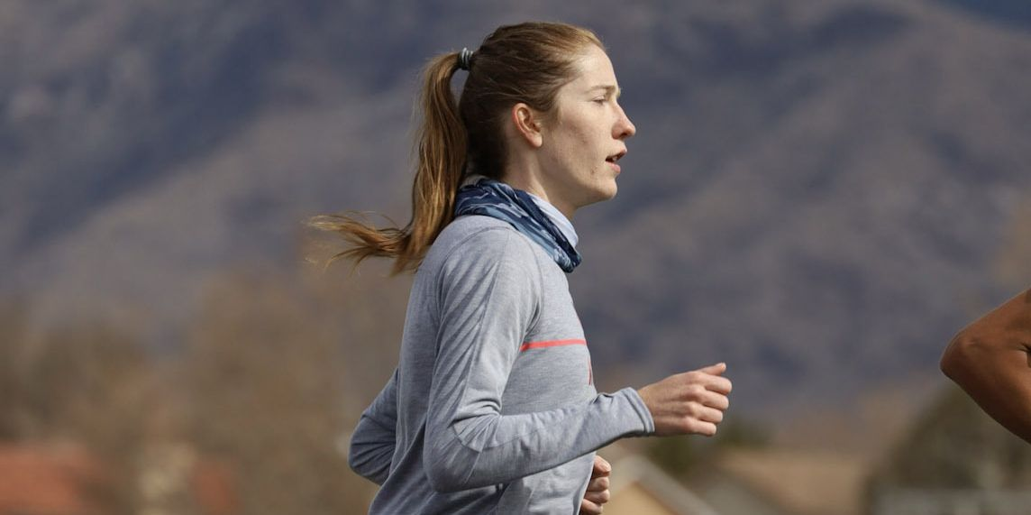 How This Pro Runner Adjusted Her Thinking to Boost Her Racing—Just in Time for the Trials