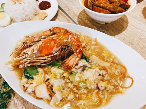 Dish, Food, Cuisine, Ingredient, Meat, Produce, Chinese food, Recipe, Thai food, Bubur ayam,