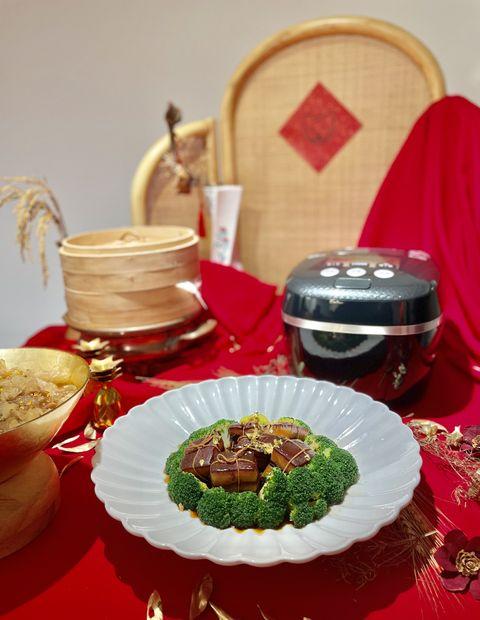 阿霞飯店滷肉
