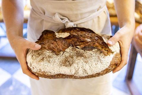 Gail's leftover loaf