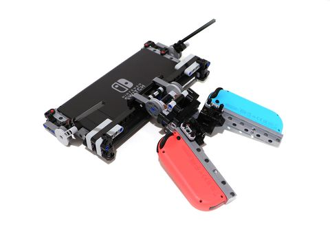 These Nintendo Switch Lego Upgrades Are DIY Bliss