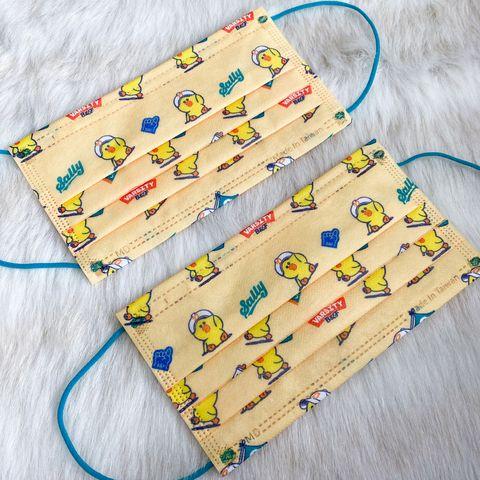 line friends 醫療口罩買起來!熊大、兔兔、莎莉變身運動員太可愛,開賣時間、通路一次看