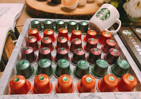 雀巢,星巴克,膠囊咖啡,咖啡,星巴克膠囊咖啡,,starbucks,雀巢咖啡