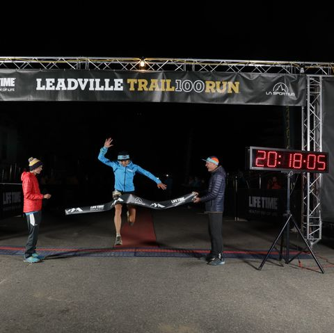 Two New Champions Crowned at Leadville 100