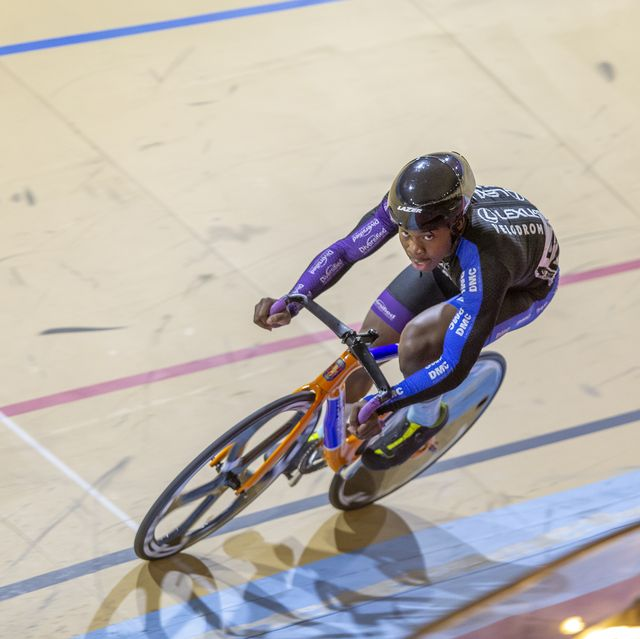 youth track cycling with the detroit fitness foundation