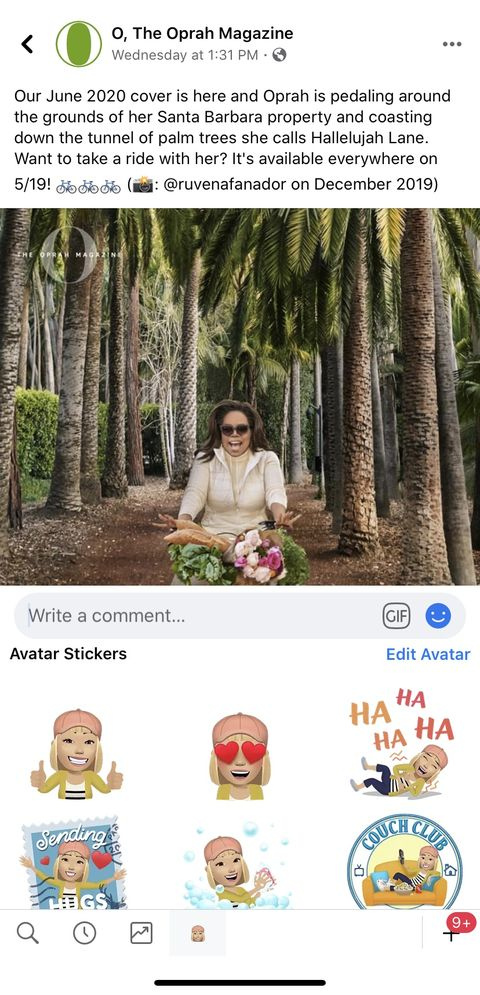 how to create your own facebook avatar step 10