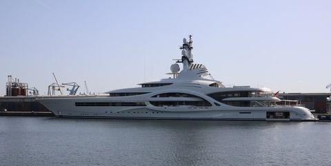 Vehicle, Water transportation, Luxury yacht, Yacht, Boat, Ship, Naval architecture, Watercraft, Passenger ship, Motor ship,