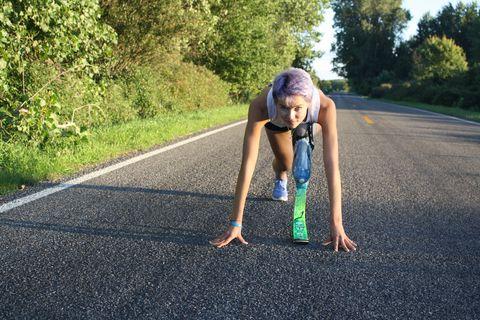 Asphalt, Longboard, Leg, Arm, Road surface, Road, Longboarding, Stretching, Human leg, Photography,