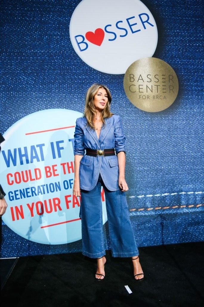 Nina Garcia Honored at Basser Center Gala for Cancer Research