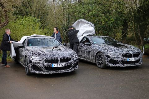 Bmw S 8 Series Prototype First Drive