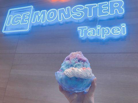 ice monster獨角獸綿花甜