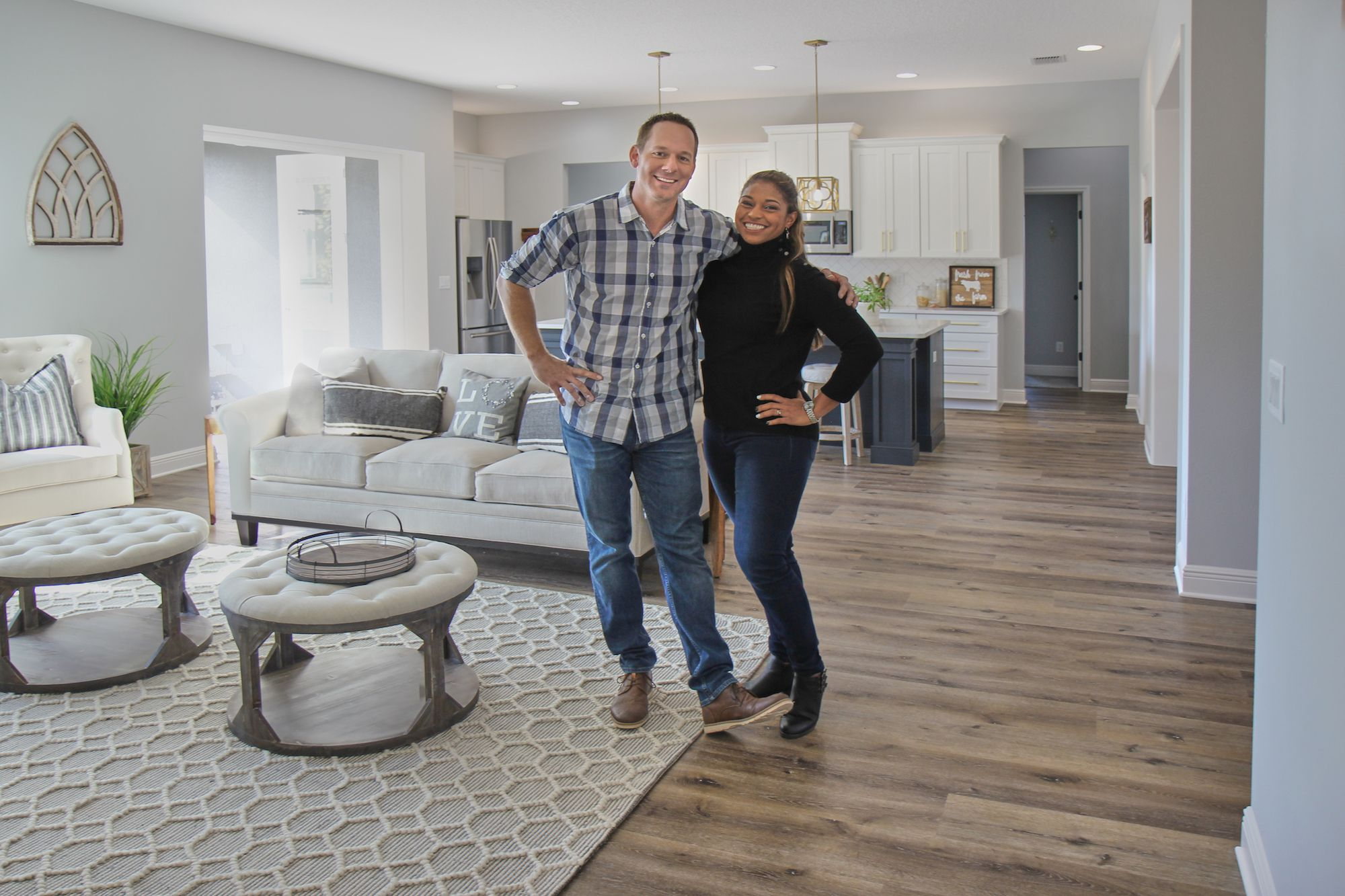 Hgtv S New Show 100 Day Dream Home Will Build Dream Homes In The Greater Tampa Bay Area