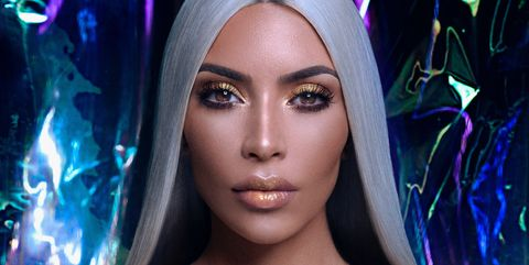 d27205fa KKW Beauty Ultra Light Beam Interview - Kim Kardashian KKW Beauty ...