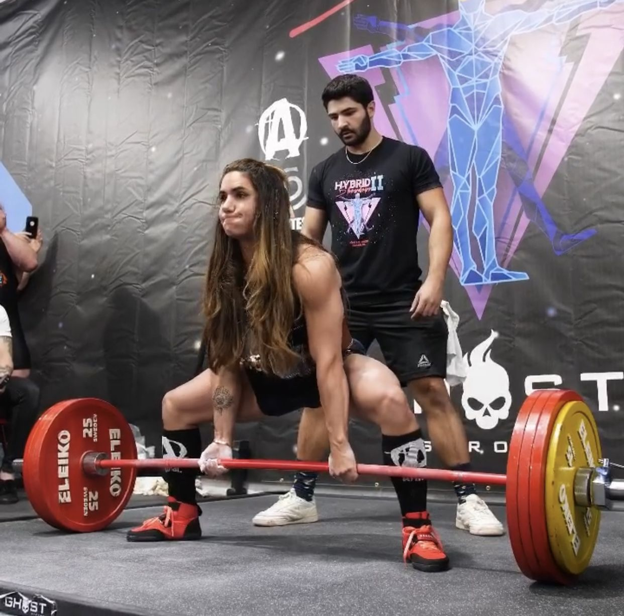 Stefi Cohen Just Broke 3 More Powerlifting World Records