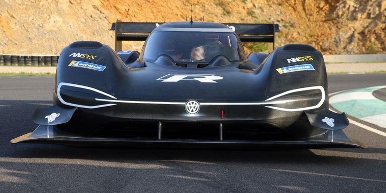vw 39 s electric pikes peak prototype isn 39 t silent. Black Bedroom Furniture Sets. Home Design Ideas
