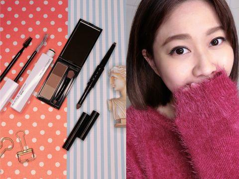 Lip, Pink, Eyebrow, Cheek, Red, Skin, Beauty, Cosmetics, Lipstick, Lip gloss,