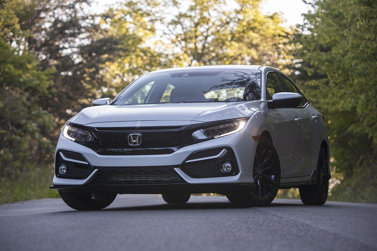 2020 Honda Civic Sport Touring Review Specs Comparison