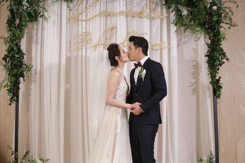 柯佳嬿,坤達,婚禮,婚紗,結婚,MS IDEAS,ENERGY