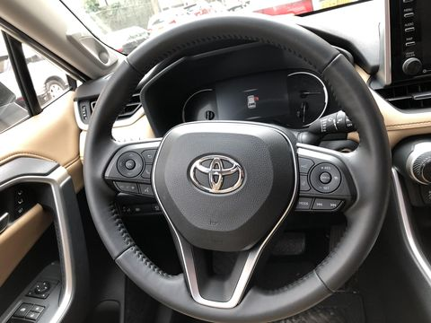 Image The Rav4 S Steering Wheel Ons