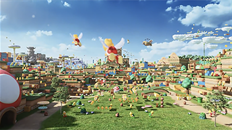 Daytime, Biome, Pc game, Sky, Fun, Games, Grass, Animation, Leisure, Video game software,