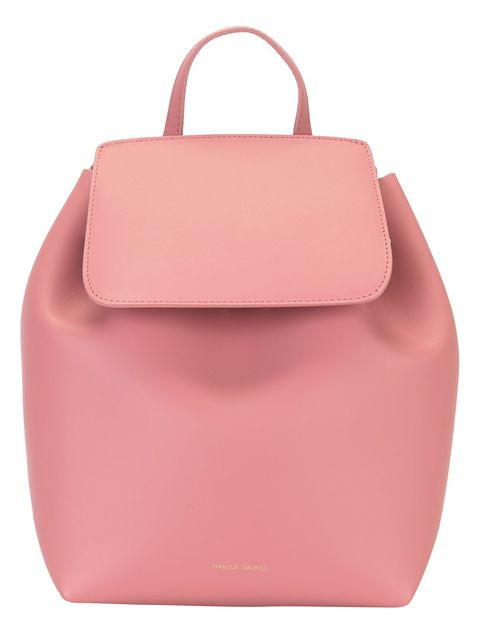 Handbag, Bag, Pink, Fashion accessory, Leather, Peach, Luggage and bags, Tote bag, Magenta,
