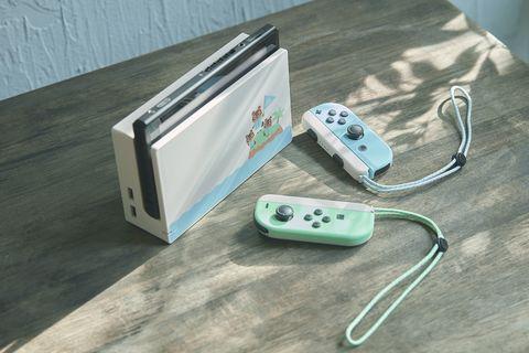 好想要任天堂switch推出的新色?你也可以「大改造」手上這台 5件超萌小物快收藏
