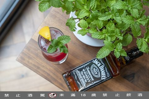 夏季調酒diy!教妳用美國「jack daniel's傑克丹尼威士忌」製作清爽調酒!