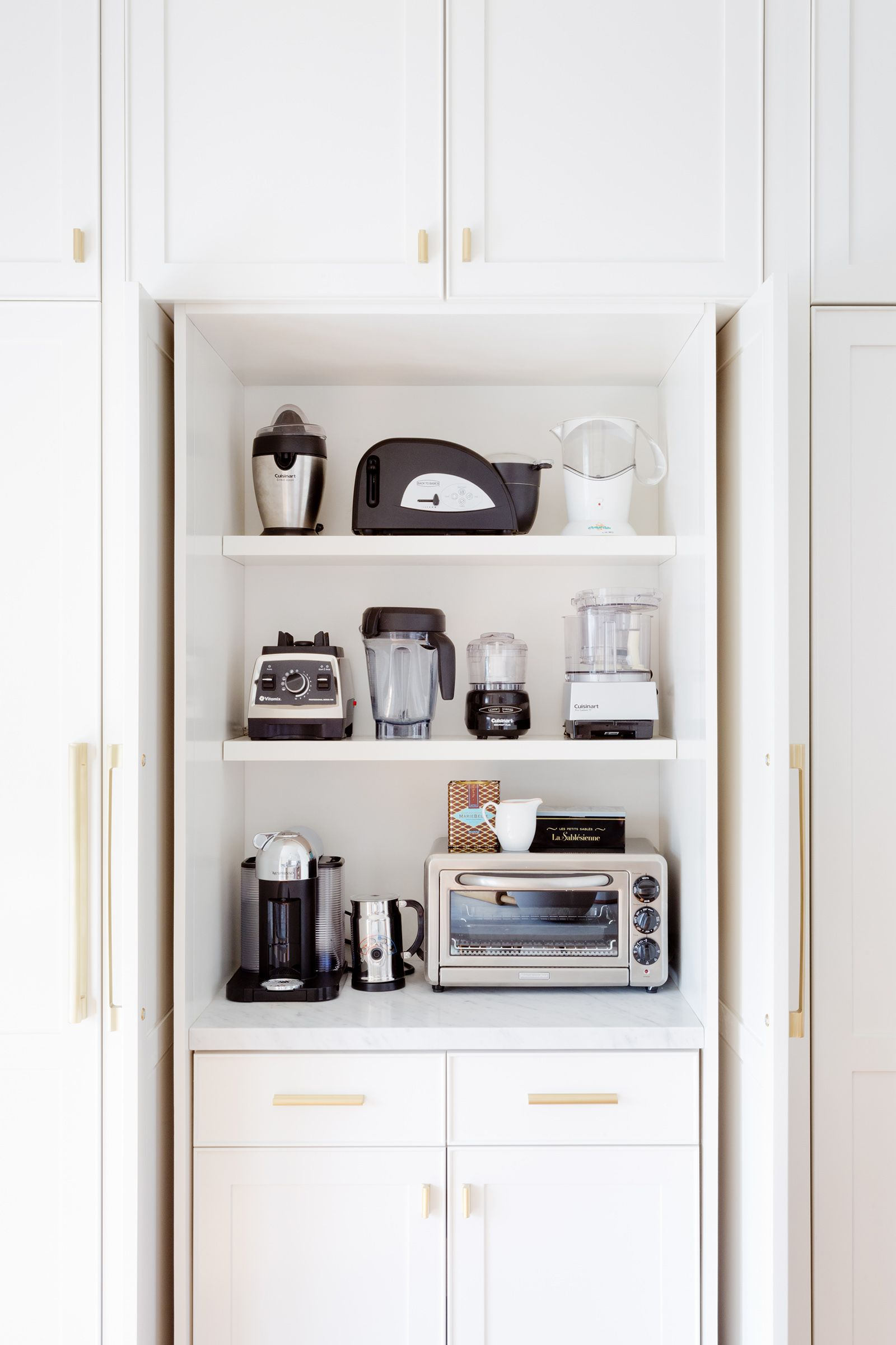 Why Your Kitchen Needs an Appliance Garage